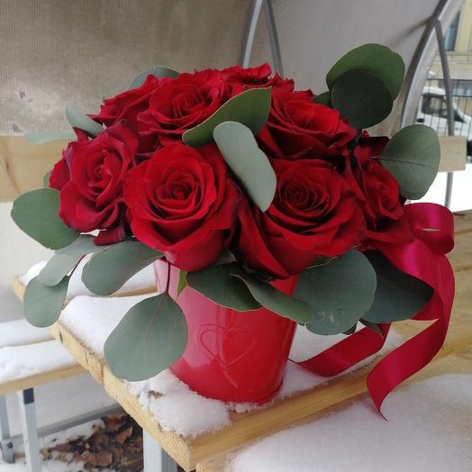 Big big love: букеты цветов на заказ Flowwow