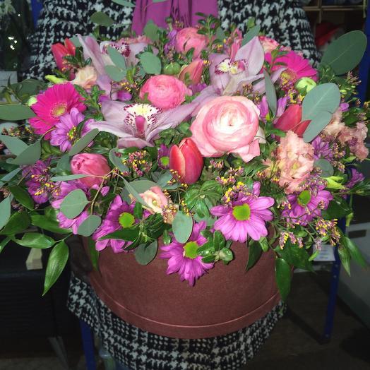 Изобилие: букеты цветов на заказ Flowwow