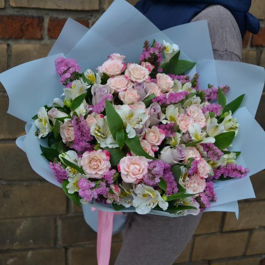 Донателла: букеты цветов на заказ Flowwow