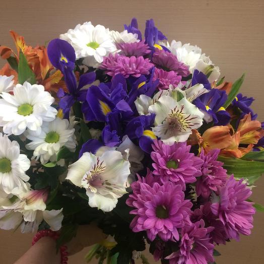 Цветущий сад: букеты цветов на заказ Flowwow