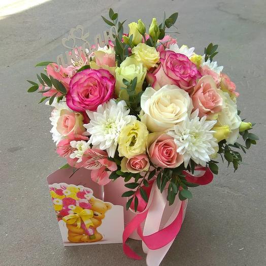 Нежные сны: букеты цветов на заказ Flowwow