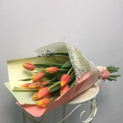 «Дыхание весны»: букеты цветов на заказ Flowwow