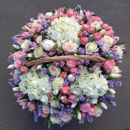 Корзина1: букеты цветов на заказ Flowwow