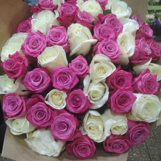 Розани: букеты цветов на заказ Flowwow