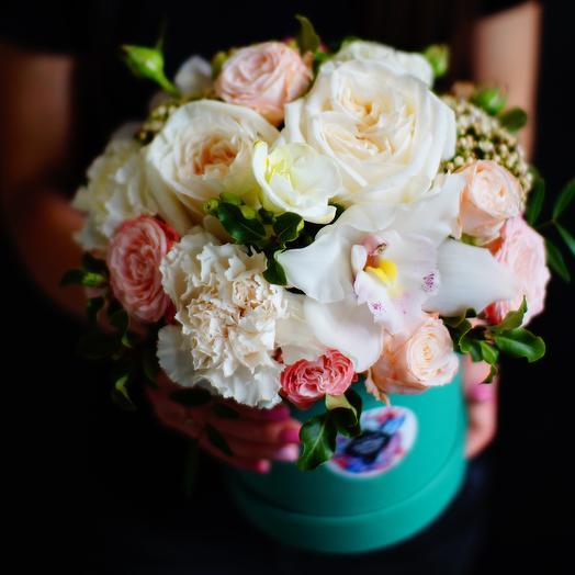 Утренняя роса: букеты цветов на заказ Flowwow