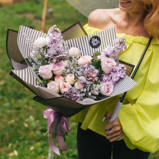 Звездное небо: букеты цветов на заказ Flowwow