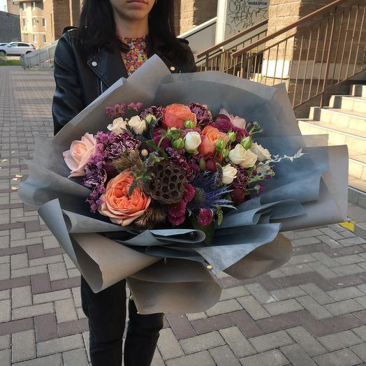 Чарующий: букеты цветов на заказ Flowwow