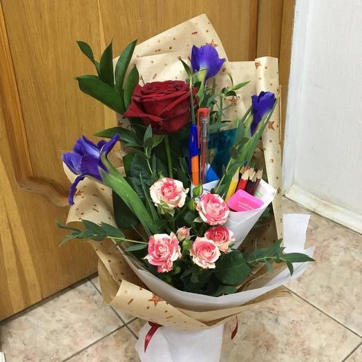 Учителям: букеты цветов на заказ Flowwow