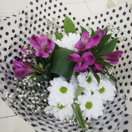 Горошинка: букеты цветов на заказ Flowwow