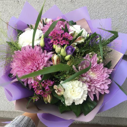 Букет 2528: букеты цветов на заказ Flowwow
