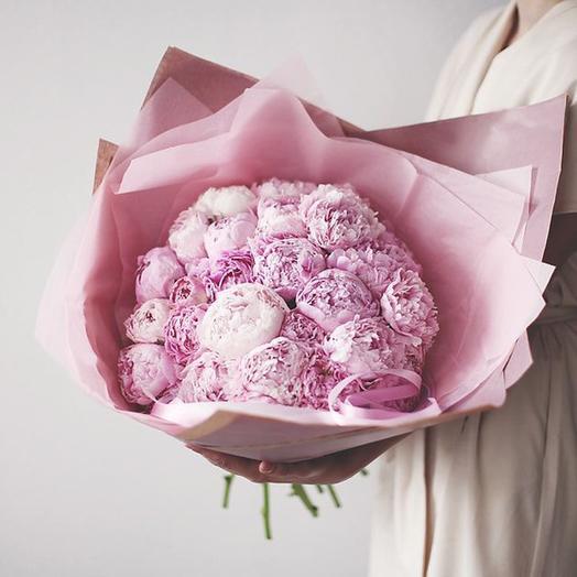 """Букет """"Сара Бернард"""" Medium: букеты цветов на заказ Flowwow"""