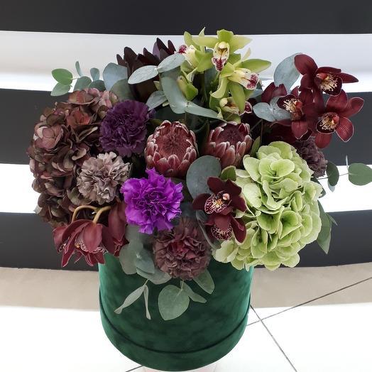 Изумруд: букеты цветов на заказ Flowwow