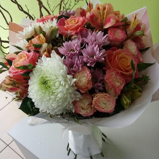 Камильфо: букеты цветов на заказ Flowwow