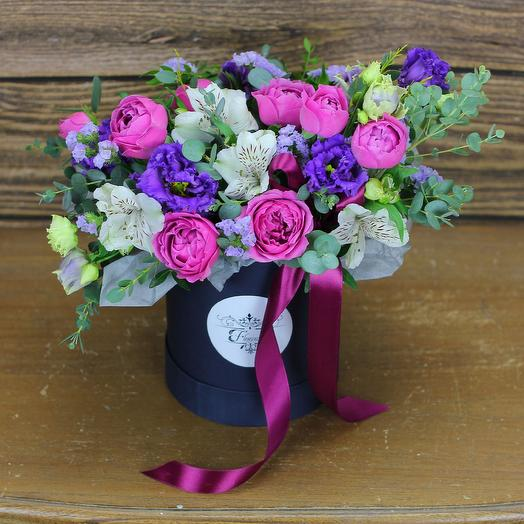 Иллюзион: букеты цветов на заказ Flowwow