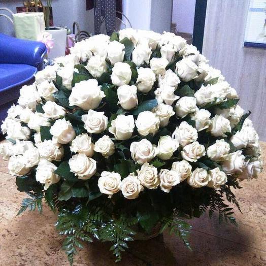 Нежный ангел: букеты цветов на заказ Flowwow