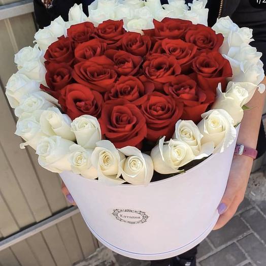 Я люблю тебя: букеты цветов на заказ Flowwow