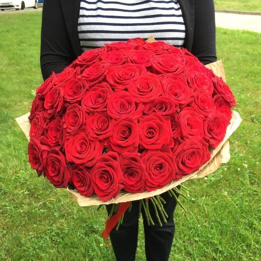Любовь 💓 101 роза