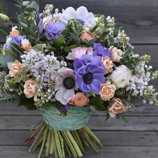 """букет цветов """"Сигнатюр"""""""
