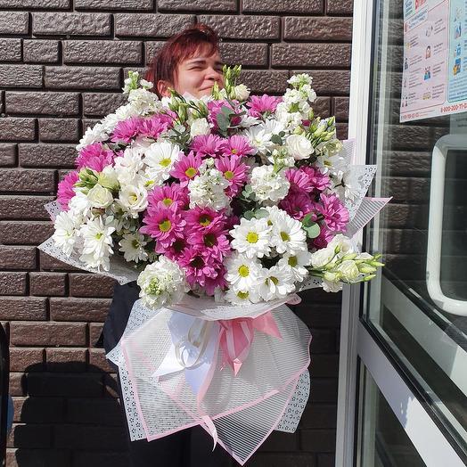 Супер 💐: букеты цветов на заказ Flowwow