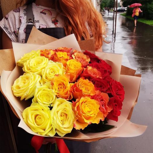 """Букет роз """"Я так люблю тебя !"""""""