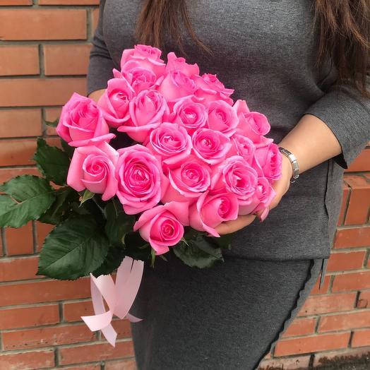 Букет роз «Ревеваль»  21 шт