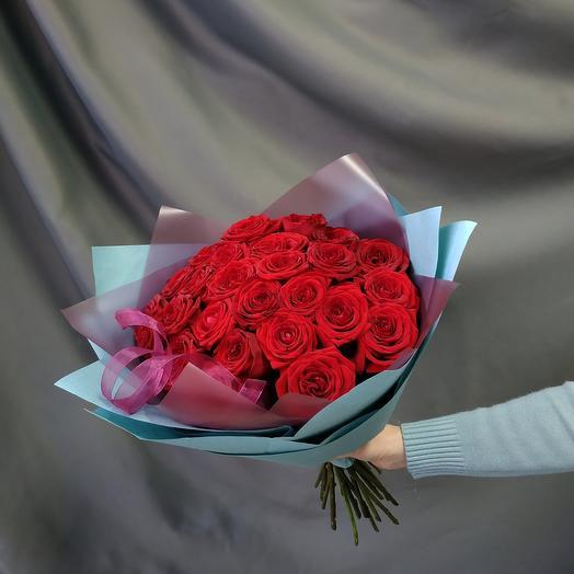 """Букет """"25 красных роз """""""