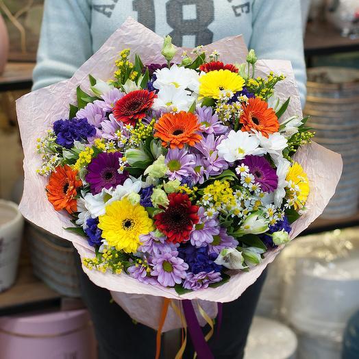 Букет цветов Хит сезона
