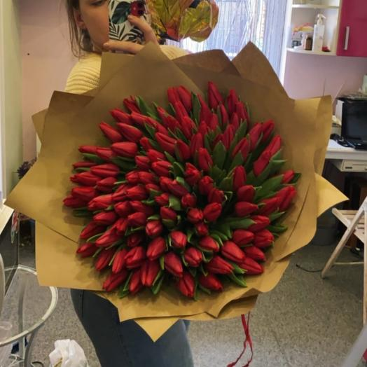 101 tulips