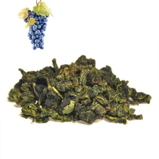 Чай китайский ароматизированный улун со вкусом винограда 50 г
