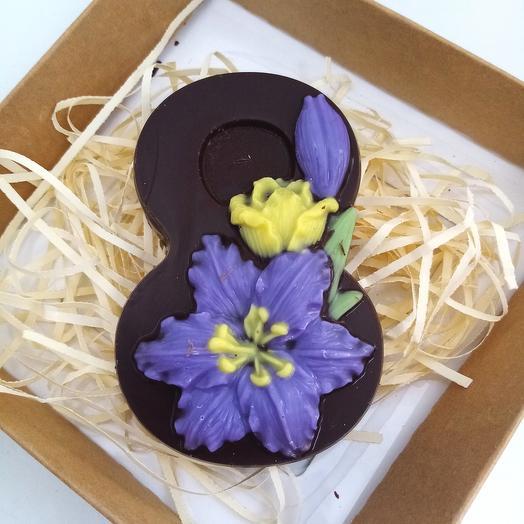 Шоколад 8 марта 1