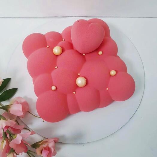 """Торт """"Влюбленное облако"""""""