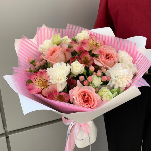 Букет «Цветочный бал»
