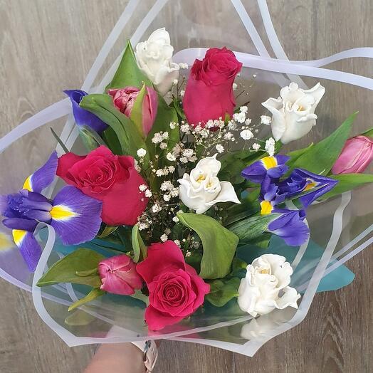 Тюльпаны Ирис