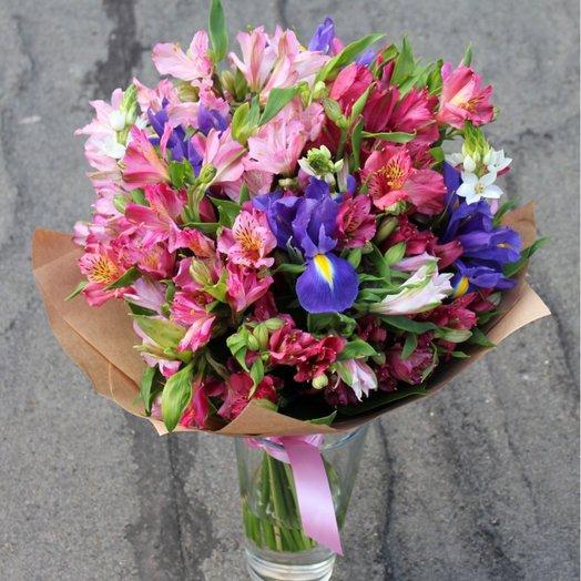 Алькири: букеты цветов на заказ Flowwow