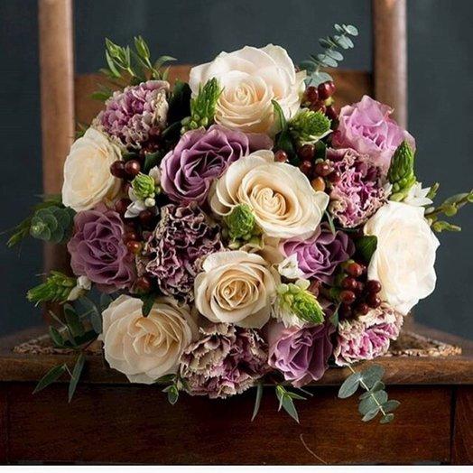 Букет Ариадна: букеты цветов на заказ Flowwow