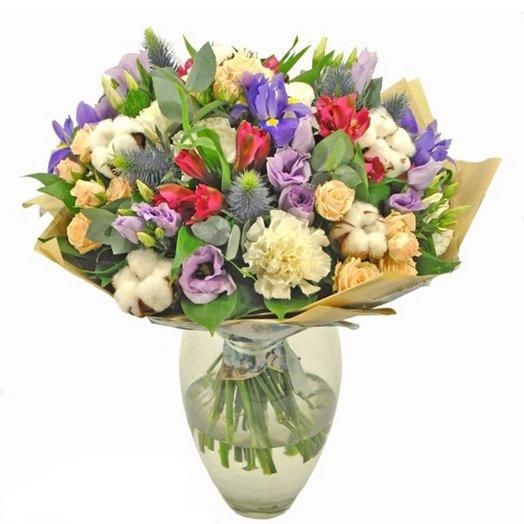Букет Тулуз: букеты цветов на заказ Flowwow