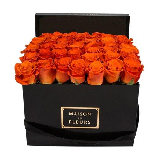 Флауэрбокс 93: букеты цветов на заказ Flowwow