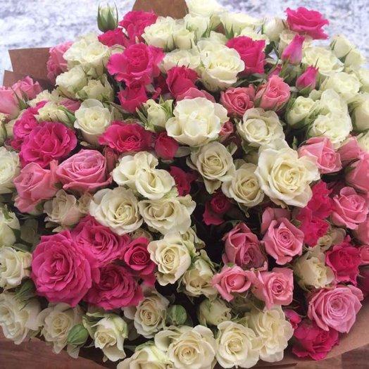Нежность!!!: букеты цветов на заказ Flowwow