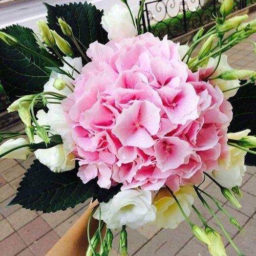 Pink happiness: букеты цветов на заказ Flowwow