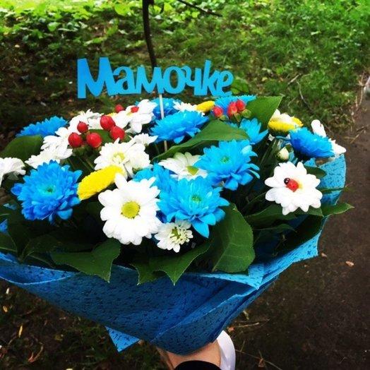 Цветотчное поле: букеты цветов на заказ Flowwow
