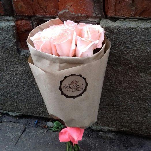 Весенний ветер: букеты цветов на заказ Flowwow