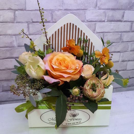 Свет: букеты цветов на заказ Flowwow