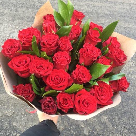 Пышная радость: букеты цветов на заказ Flowwow
