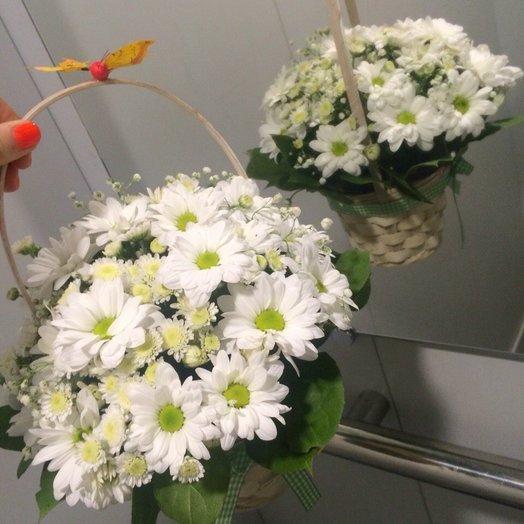 Белое облако : букеты цветов на заказ Flowwow