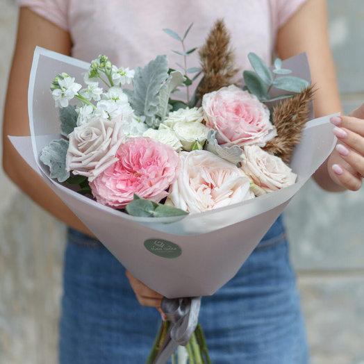 Букет трепет: букеты цветов на заказ Flowwow