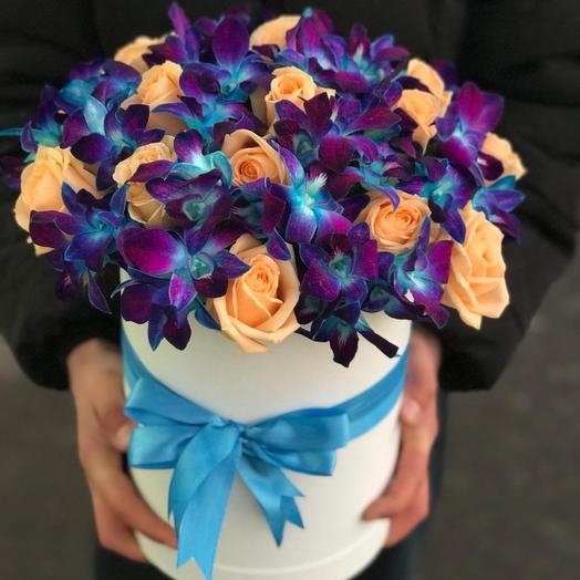 Cloud⚡️: букеты цветов на заказ Flowwow