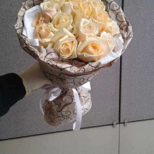 Карамелька: букеты цветов на заказ Flowwow