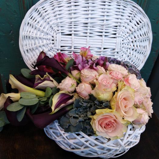 Империя: букеты цветов на заказ Flowwow