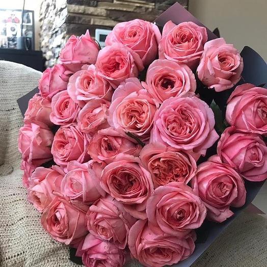 London eye: букеты цветов на заказ Flowwow