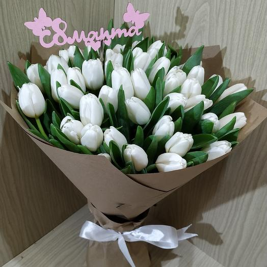 Бриллиант: букеты цветов на заказ Flowwow